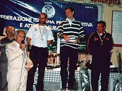 Campionato Italiano di Seconda Categoria 2001 – Lecce