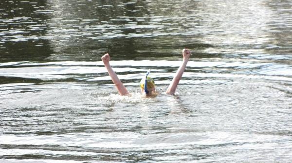 hoera 251457716 Finaliza el Campeonato Mundial de Natación con Aletas CMAS 2009 en Rusia con las pruebas de Aguas Abiertas