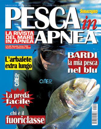 Pesca in apnea n° 91 - Settembre 2010