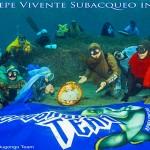 2a edizione del Presepe Subacqueo Vivente in Apnea a Milazzo
