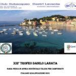 Gare Pesca Sub: il 9 Maggio il XIII° Trofeo Danilo Lanata