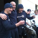 I° Trofeo CS Sestri Levante: vincono i Pescatori dilettanti Rapallesi