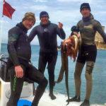 Gare Pesca Sub: Apnea Magazine Vince il 2° Trofeo Isola del Giglio