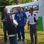 Nicola Gioffrè Campione Italiano acque interne 2012