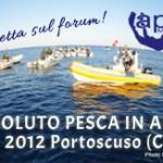 Campionato assoluto pesca in apnea 2012 – Portoscuso (CI)