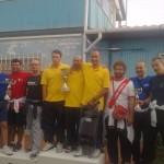Pesca in apnea: CICAsub Garibaldi campione toscano 2012