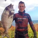 Pescato in Spagna un Sarago Pizzuto di oltre 6 kg