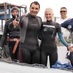 Due record italiani di apnea stabiliti domenica ad Ancona
