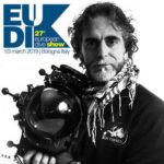 Eudi 2019: la Fotosub sul Palco con Alberto Balbi e Blucobalto Photo Academy