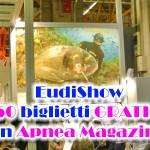 Concorso vinci l'Eudi Show con Apnea Magazine