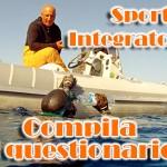 Ricerca: questionario su sport e integratori