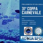 Gare Pesca Sub: il 7 Febbraio la 31a Coppa Carnevale (RINVIATA DI NUOVO)