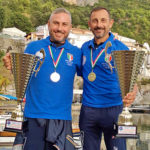 Gare Pesca Sub: il Duo Loprete – Piscitelli Vince il Campionato Italiano a Coppie