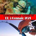 DL Covid-19: Regole per la Pesca Sportiva dal 7 al 15 Gennaio