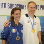 Mondiali Apnea Indoor (DNF): podio femminile tricolore e Zecchini da Record!