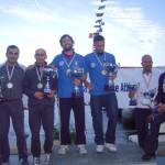 Strambelli e Losito Campioni d'Italia a Coppie