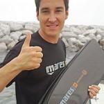 Il Campione del Mondo Xavi Blanco entra nel team Mares
