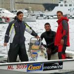 Daniel Gospic nuovo campione del mondo