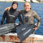La Cressi Sub investe nel profondo con Guillaume Nery