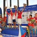 Campionato Mondiale a squadre di apnea AIDA 2012 vincono Croazia e Giappone
