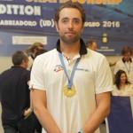 Mondiali Apnea Indoor: Inarrivabile Guerin Boeri, 300 metri in dinamica!