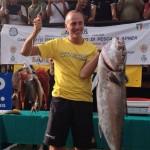 Assoluto 2014, De Silvestri domina la prima frazione