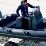 DIVERIB: dalla Grecia, i Gommoni Nati per il Mare Mosso