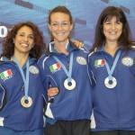 Mondiali Apnea Indoor: l'Italia fa il pieno nelle due pinne!