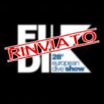 Coronavirus: EudiShow 2020 rinviato a Novembre