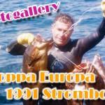 Fotogallery Coppa Europa – Stromboli 1991