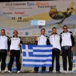 I propositi della Grecia per il Mondiale.