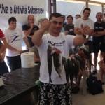 San Foca: Lopis domina la prima giornata