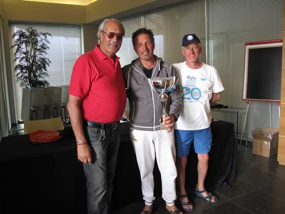 Ettore Trebbi, terzo classificato, conquista un posto per il Campionato di Qualificazione  (foto F. Fiori)