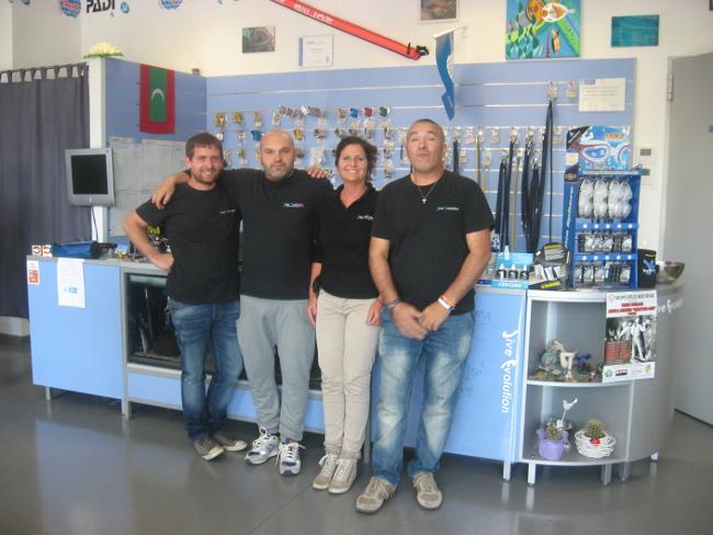 Lo Staff (Foto E. Cinelli)