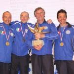13° Coppa Città di Rovigno: la terza volta dell'Italia