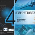 A Lerici conferenza sulla pesca in apnea