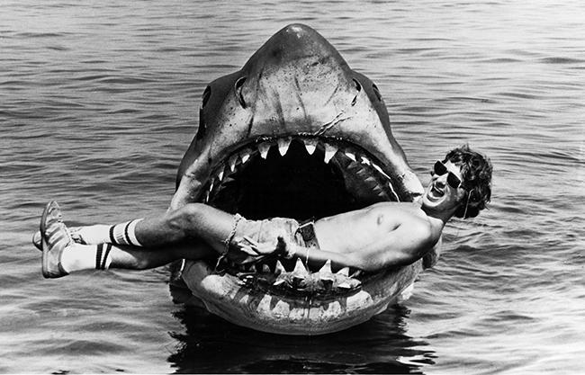 Jaws-Spielbergrid