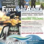 Il 25 e 26 giugno a Garda (VR) la Festa dell'Apnea FIPSAS