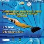 Campionato Mondiale di Apnea Indoor: ci siamo!