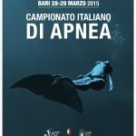 A Bari il Campionato Primaverile di Apnea per Categorie