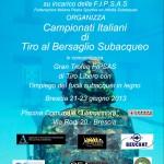 Tiro al bersaglio: tutto pronto per il Campionato Italiano