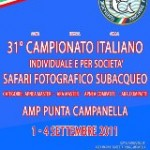 A Punta Campanella il Campionato Italiano di Safari fotosub