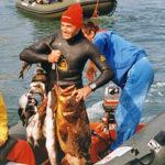 """Gare Pesca Sub: San Teodoro 1989, Cronaca di un Mondiale """"Thriller""""!"""
