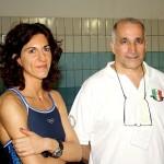 Monica Barbero parla del Mondiale di apnea ormai imminente.