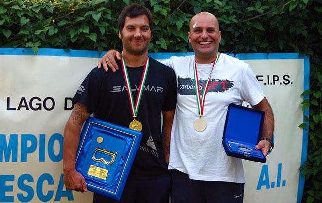 Moscon e Paolo Pedersoli def