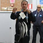 Gare Pescasub: Trofeo Komaros, la spunta Rushani su Della Martire e Pasqualini