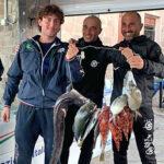 Gare Pesca Sub a Squadre: Mazzocchi, La Mantia e Verri Raccontano la Vittoria
