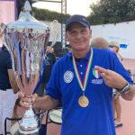 Qualificazione 2021: Vince Nicolò Riolo, 2° Corsetti e 3° Losito