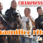 Spearfishing Champions League: la cronaca di gara