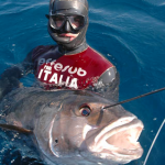Daniele Petrollini: una ricciola da brividi